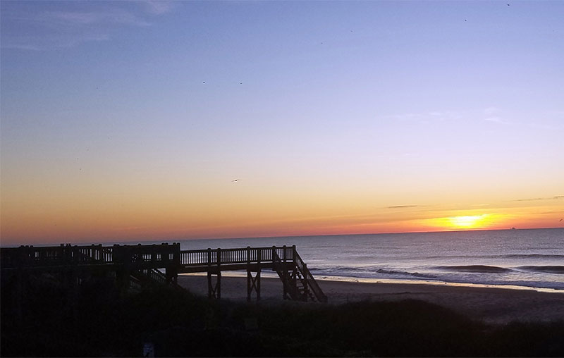 Topsail Beach and Surf City, North Carolina